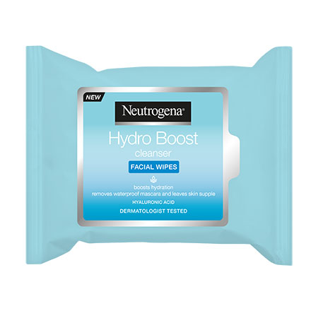 Facial Wipes Hydro Boost