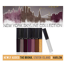 New York Skyline Collection - Long Lasting Liquid Lipstick