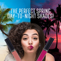 Cancun & Cocos Island - Long Lasting Liquid Lipstick
